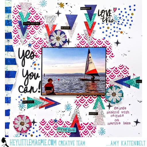 Color Study – Vicki Boutin | Amy Kattenbelt | Part 1