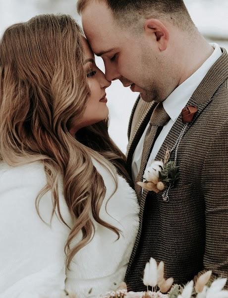 Fotógrafo de bodas Olga Vorobeva (buffalo). Foto del 21.02.2019
