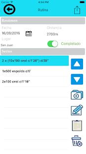 Social Swim - App de Natacion - náhled