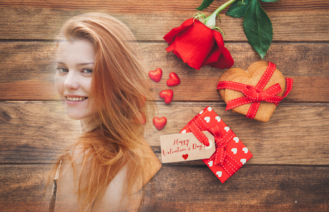 Valentine Photo Frames - náhled