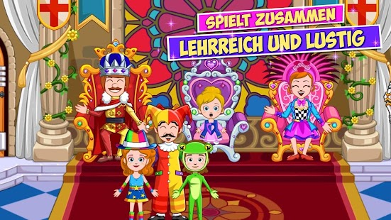 My Little Princess : Schloss Screenshot