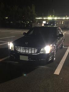 キャデラック  ドゥビル特別限定車、DHSアニバーサリーエディションのカスタム事例画像 キャデラックさんの2018年11月30日21:24の投稿