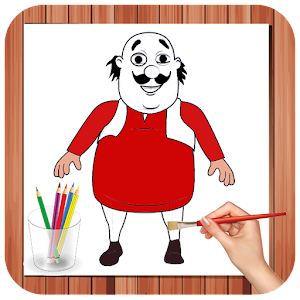 How To Draw Motu Patlu for PC