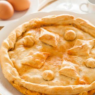 One Chicken 3 Family Meals – Chicken & Vegetable Pie