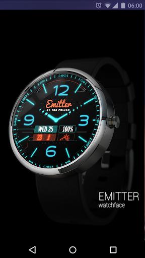 EMITTER - Watch face
