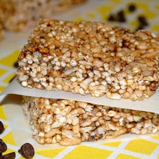 Puffed Rice Breakfast Bars