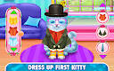 screenshot of Kitties Pet Wedding