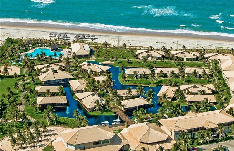 Resultado de imagem para fotos de dom pedro laguna beach resort & golf brasil