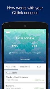 Garuda Indonesia Mobile - náhled
