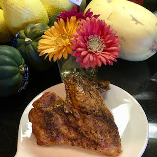 Delicious Shattering Crisp and Juicy Oven Fried Turkey Wings.