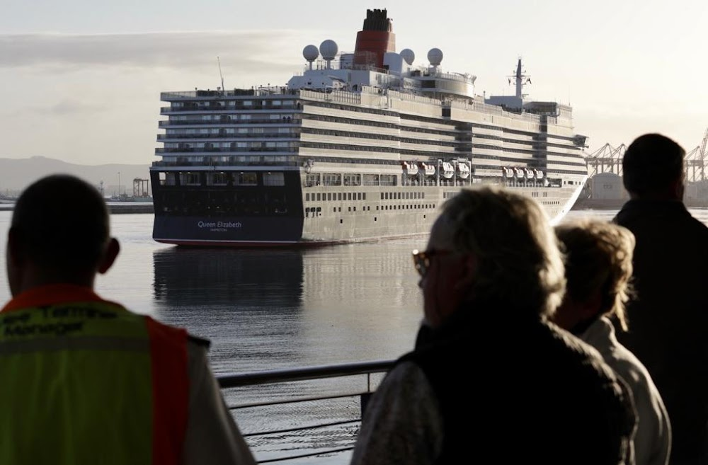 Grand dame of the seas arrives in Cape Town - TimesLIVE
