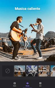Creador de vídeo editor de vídeo con fotos y música 5