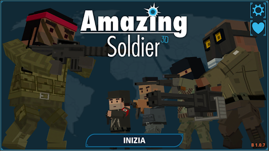 Amazing Soldier 3D- screenshot thumbnail