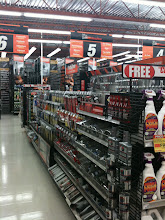 Photo: Mike: Another reason I choose Auto Zone is because it's easy to shop - it's always organized and clean, and well stocked. That makes it easy to get in and find what I'm looking for quickly.