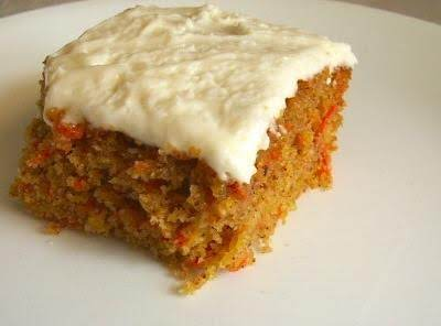 The Best Carrot Cake Ever Recipe