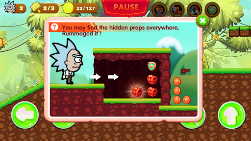 Super Rick And Adventure Morty Game hack tool