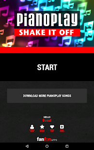 """Shake It Off"" PianoPlay- screenshot thumbnail"