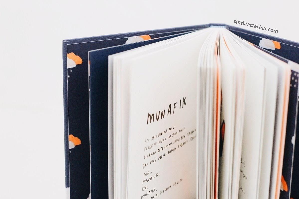 review buku Kamu Terlalu Banyak Bercanda karya Marchella FP