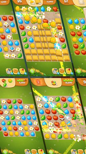 Garden Harvest Link Match apkdebit screenshots 4