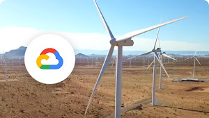 AES relies on AutoML Vision to assess wind turbine damage.