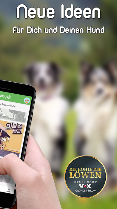 mydog365 – Hunde Training, Auslastung, Tricks, Fun- screenshot