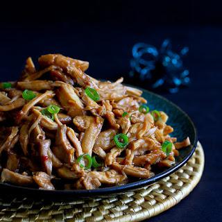 Slow Cooker Hoisin Chicken Recipe {Crockpot}