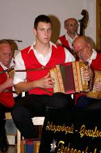 Photo: Unser jüngstes Mitglied  Roger Hartmann aus Bretzwil