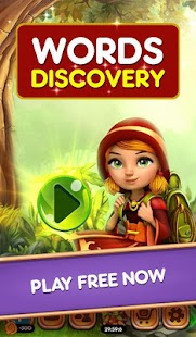 Words Discovery - Find & Connect Words- screenshot thumbnail