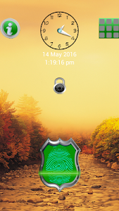 Fingerprint Screen Lock PRANK screenshot 12