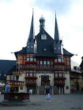 Photo: Ratusz w Wernigerode