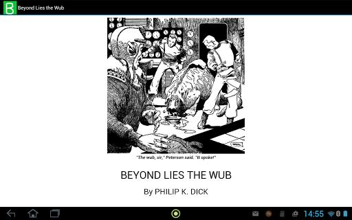 玩免費書籍APP|下載Beyond Lies the Wub app不用錢|硬是要APP