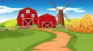 Farm Scene Stock Illustrations – 23,425 Farm Scene Stock Illustrations,  Vectors & Clipart - Dreamstime