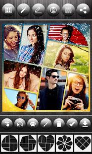 Winter Photo Collage Maker Alkalmazasok A Google Playen