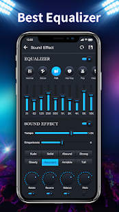 Download Full Music Player - 10 Bands Equalizer Audio Player 1.1.2 APK