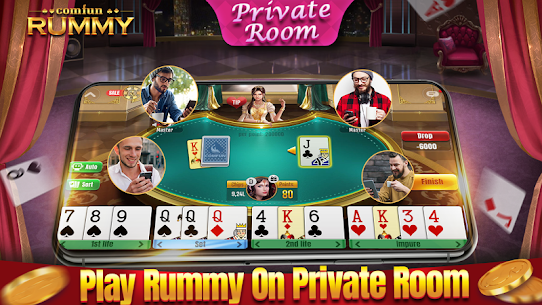 Indian Rummy Comfun-13 Card Rummy Game Online 5