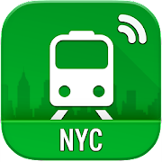 MyTransit NYC Subway, Bus, Rail (MTA)