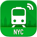 MyTransit NYC: Subway,Bus,Rail icon