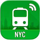 MyTransit NYC Subway,Bus,Rail icon