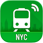 MyTransit NYC Subway, Bus, Rail icon
