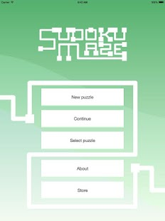 Sudoku Maze- screenshot thumbnail