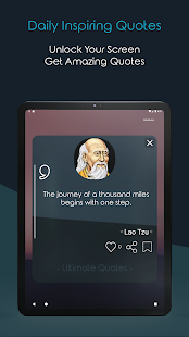 Download Ultimate Quotes: Daily Inspiring Words of Wisdom For PC Windows and Mac apk screenshot 19