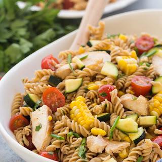 Fusilli Pasta Salad Recipes.