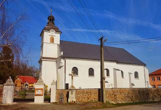 Photo: Bohušov - kostel sv. Martina