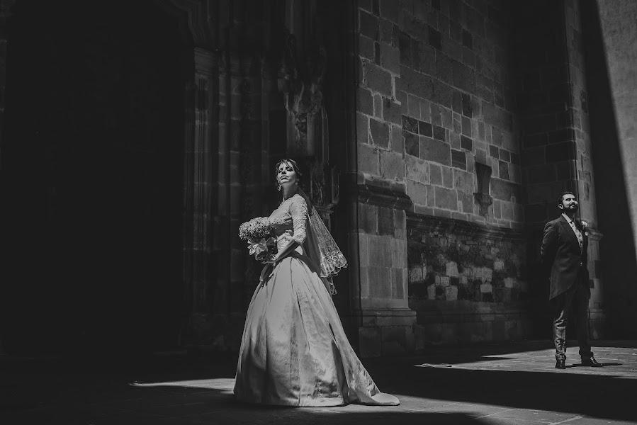 Fotógrafo de bodas angel hernandez (05c24e898be2318). Foto del 19.04.2017