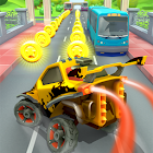 Car Run Racing - Traffic Dodge icon