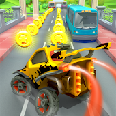 Car Run Racing - Traffic Dodge