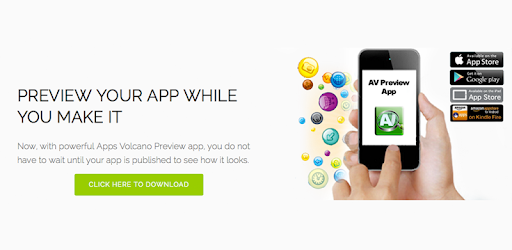 AppsVolcano Previewer - Apps on Google Play