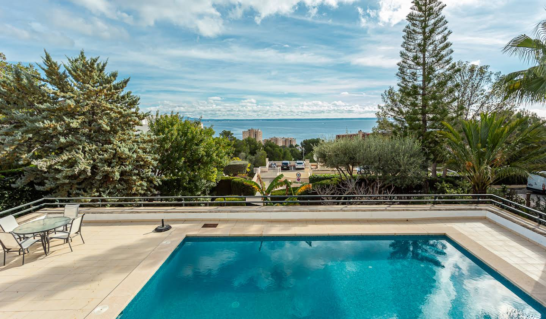 Villa avec piscine en bord de mer Cas Català