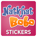 Natkhat Bobo WAStickers App by Jugnu Kids icon