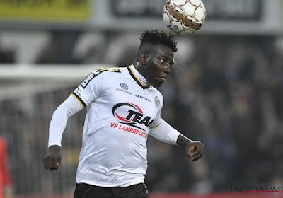 Un attaquant de Lokeren aurait été proposé à un club de Pro League